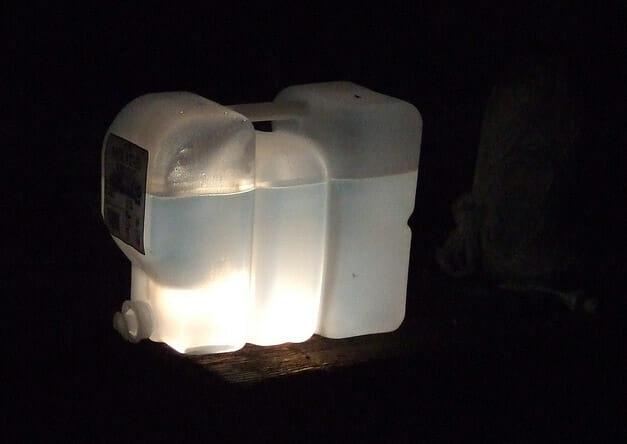Makeshift Lantern