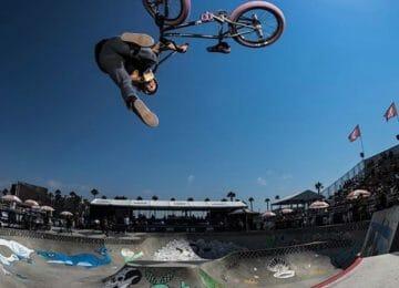 Boyd Hilder Professional BMX rider