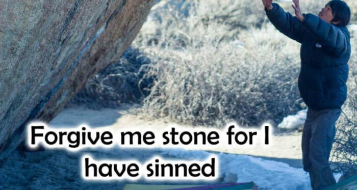 Praise the stone