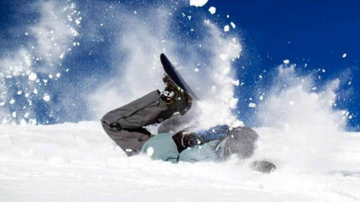 Snowboarding Falls