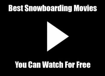 Best Snowboarding movies