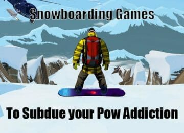 snowboading games