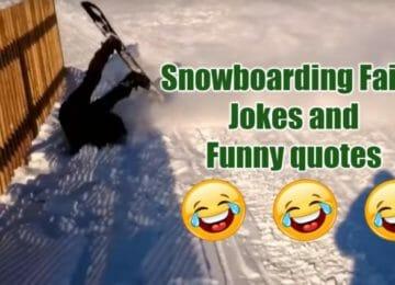 snowboarding fails