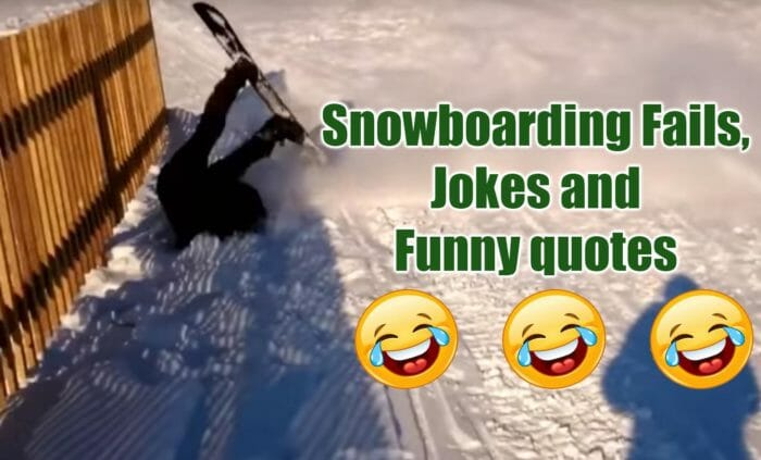 Snowboarding Jokes That Will Make You Laugh Hysterically ...