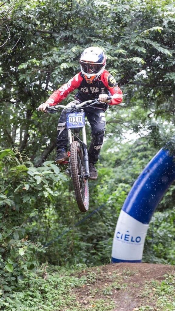 Jace Ohran - Mountain Biking