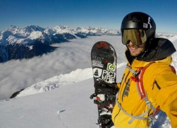 Thomas Feurstein (Snowboarder) - Featured Profile