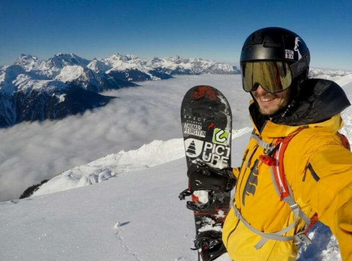 Thomas Feurstein (Snowboarder) - Featured Profile